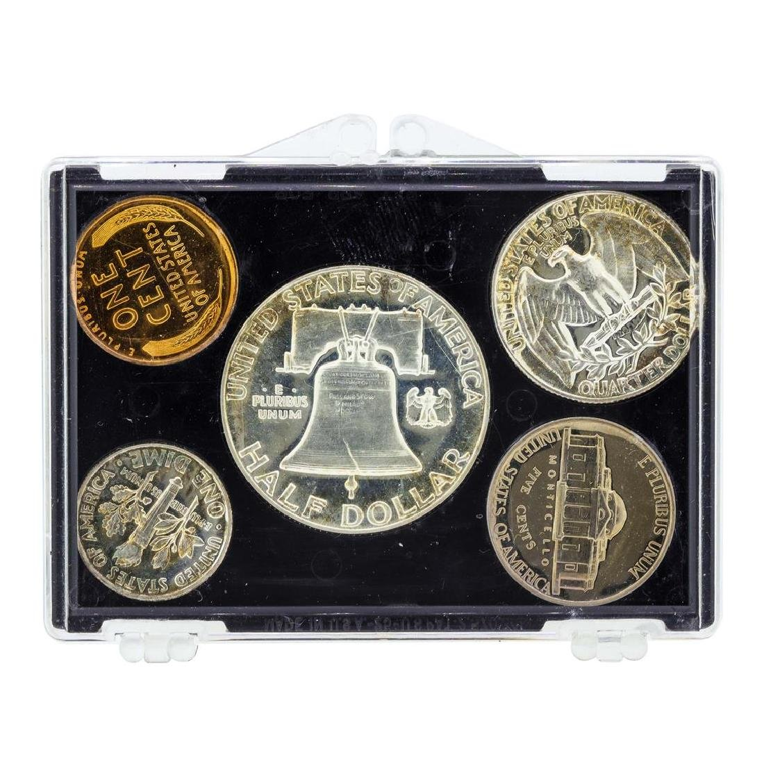 1951 (5) Coin Proof Set - 2