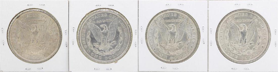 Lot of 1885-1888 $1 Morgan Silver Dollar Coins - 2