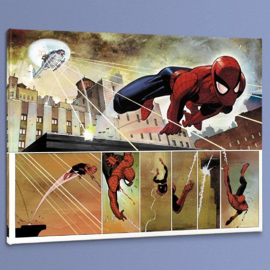 The Amazing Spider Man #584 by Marvel Comics - 3