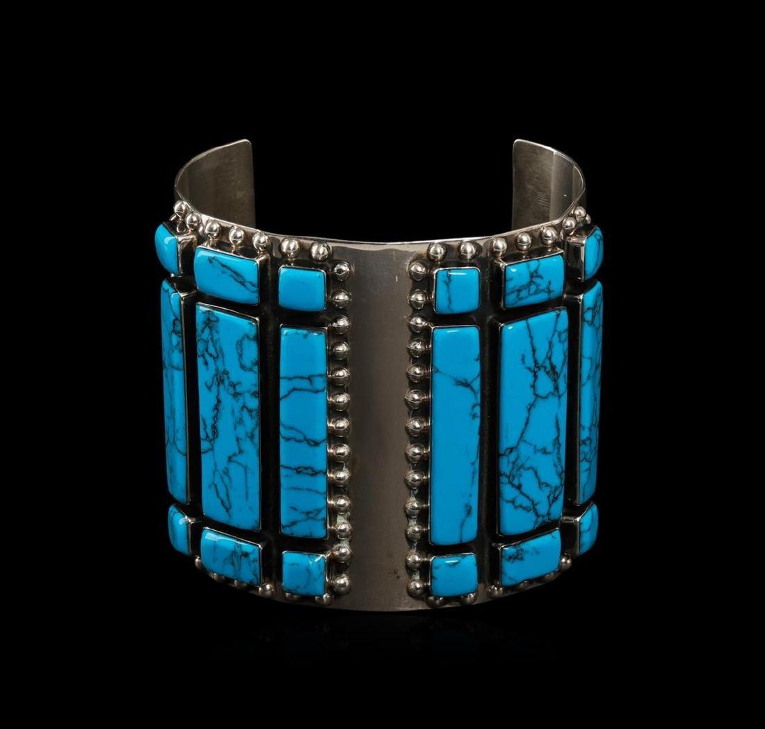 Classic Sterling Silver Cuff Bracelet
