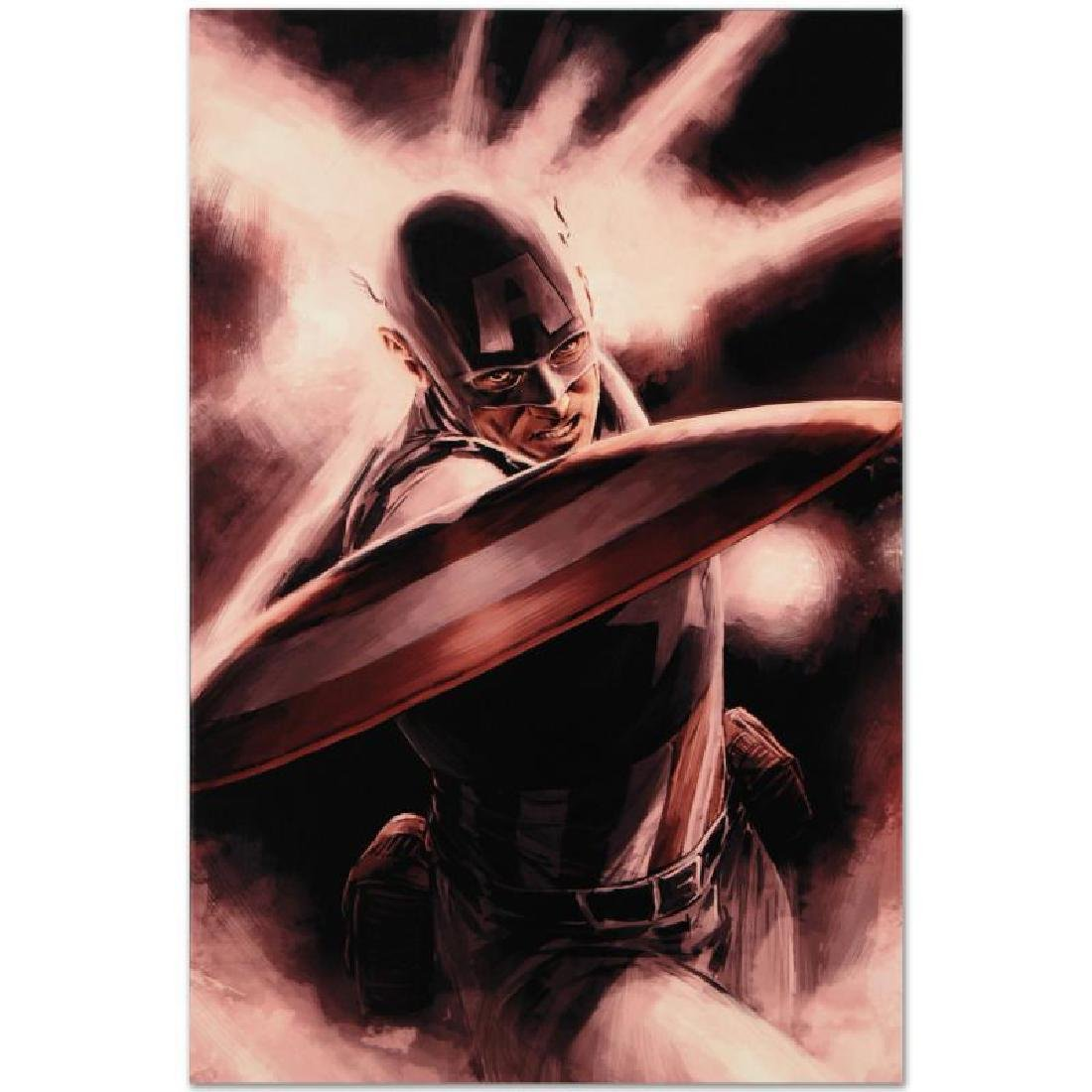 Captain America Theater of War: A Brother in Arms #1 by