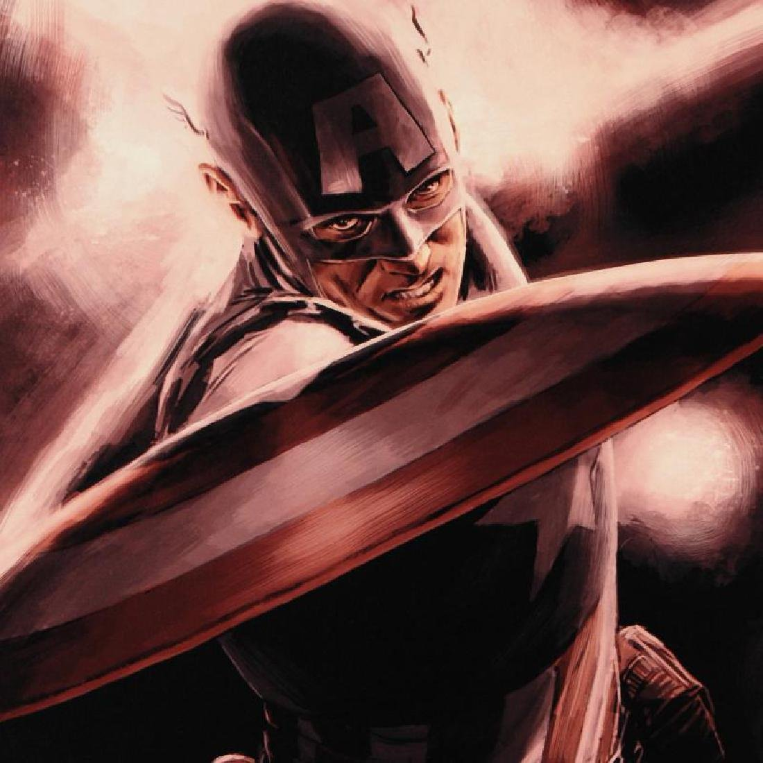 Captain America Theater of War: A Brother in Arms #1 by - 2