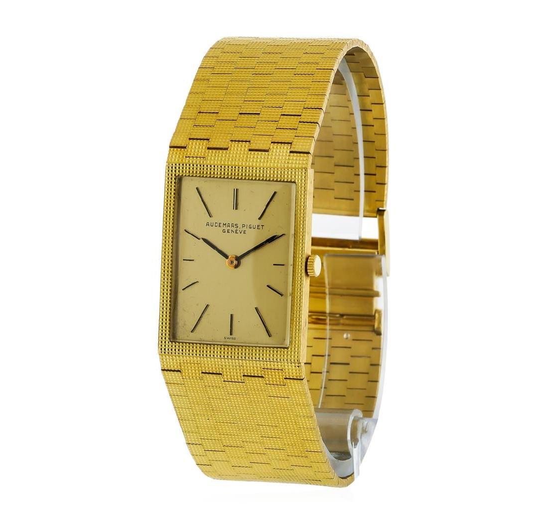 Audemars Piguet 18KT Yellow Gold Men's Watch - 2