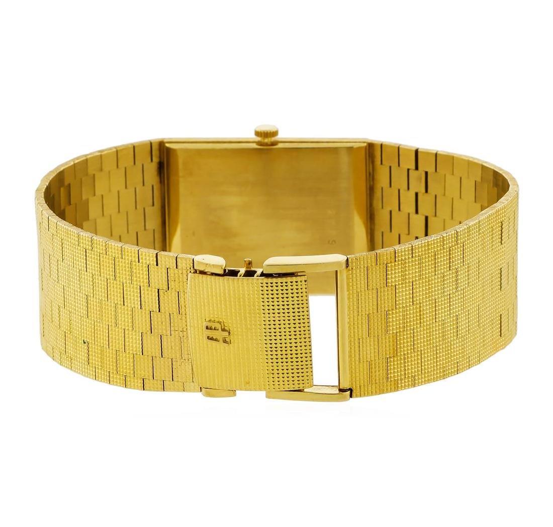 Audemars Piguet 18KT Yellow Gold Men's Watch - 3