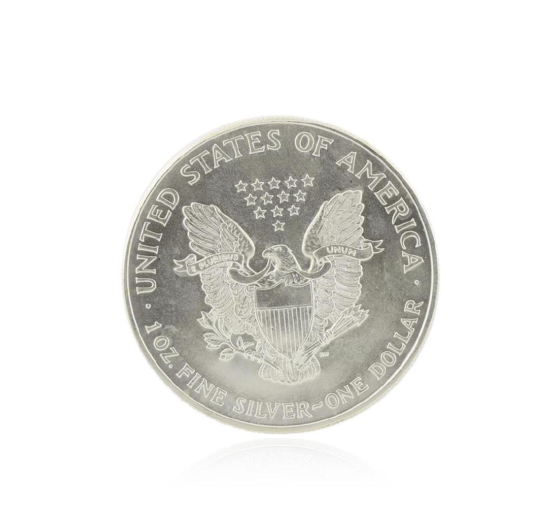 1994 American Silver Eagle Dollar BU Coin - 2