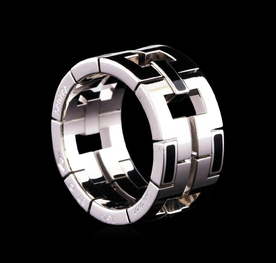 Cartier Ring - 18KT White Gold - 2