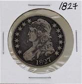 1827 Capped Bust Half Dollar Coin