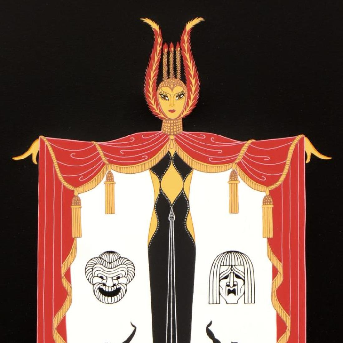 Broadways in Fashion by Erte (1892-1990) - 2