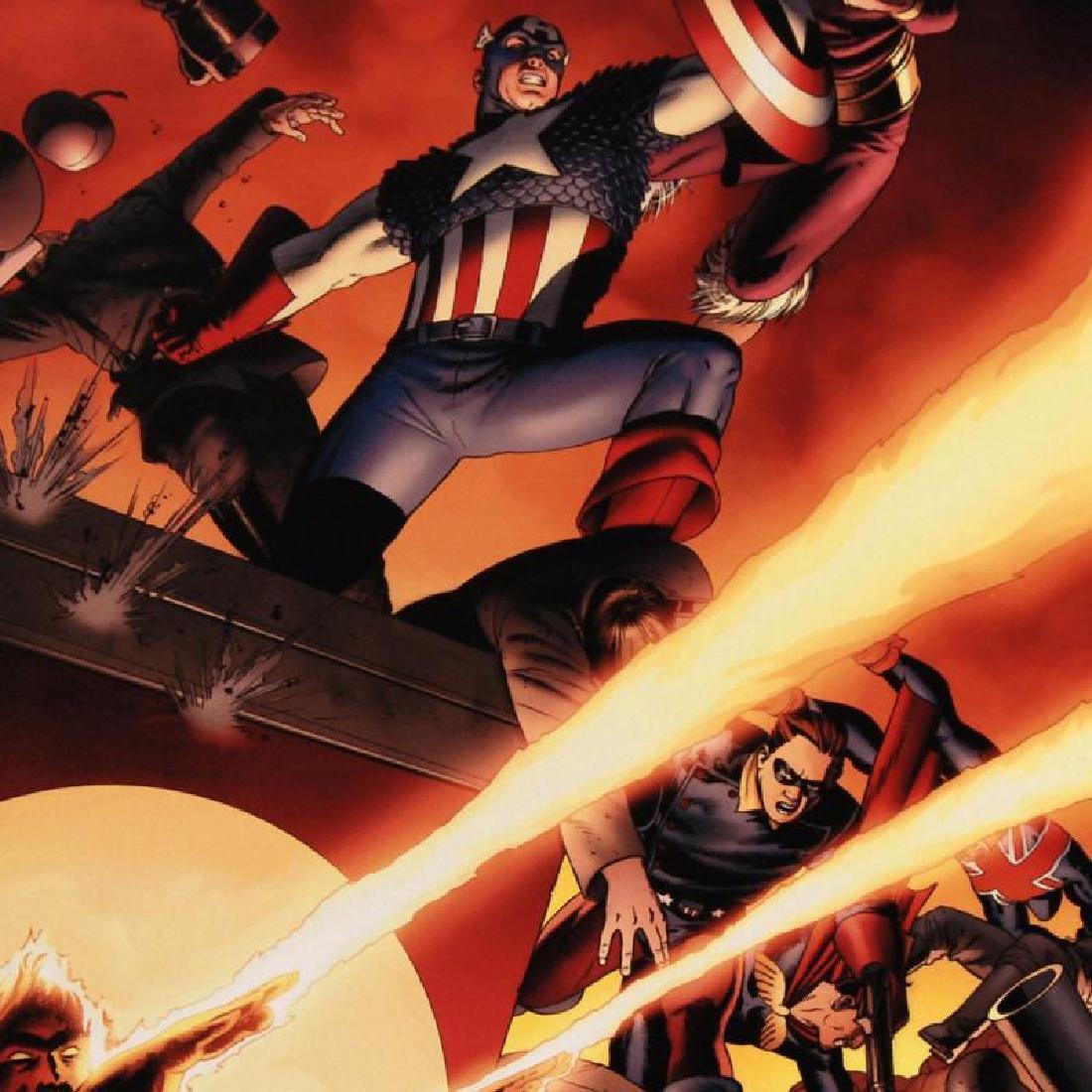 Fallen Son: Death of Captain America #5 by Marvel - 2
