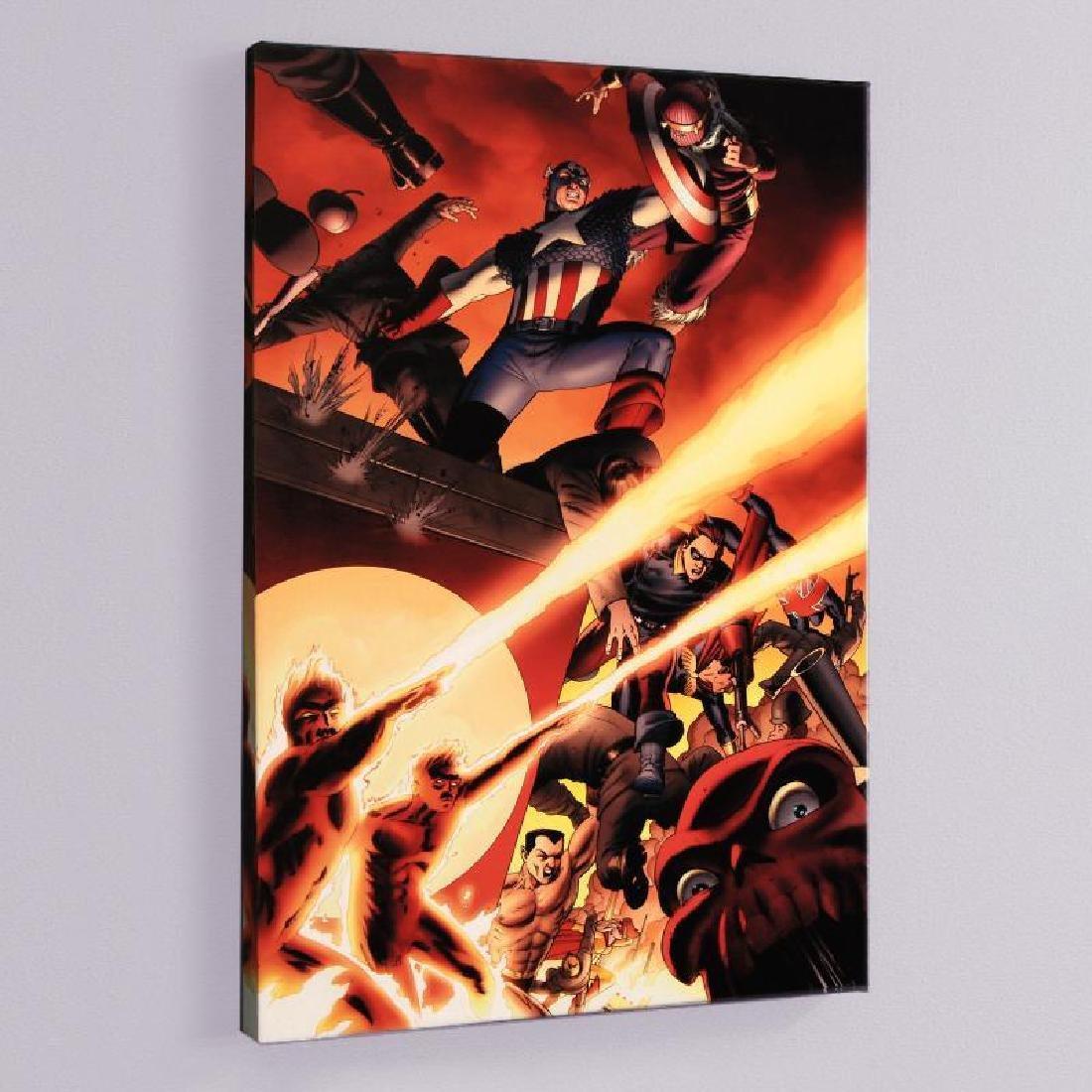 Fallen Son: Death of Captain America #5 by Marvel - 3