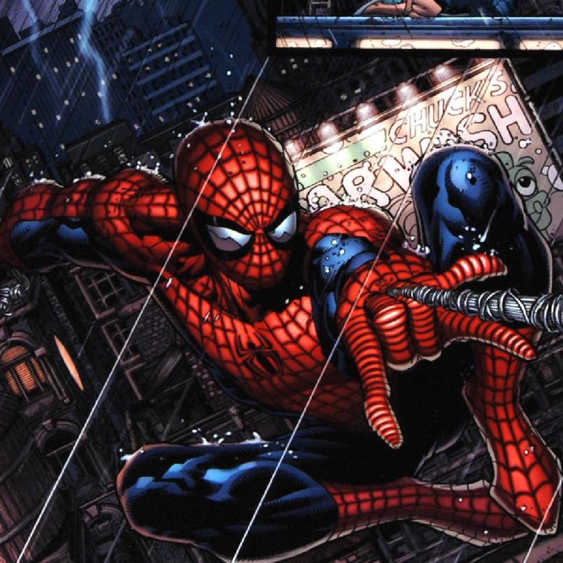 Ultimatum #1 by Marvel Comics - 2