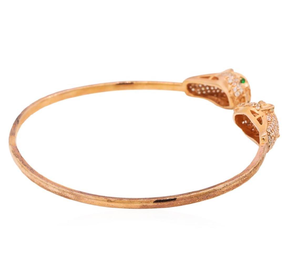 Sterling Silver Cuff Bracelet - 2