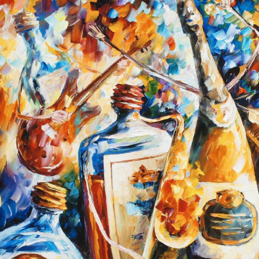 Bottle Jazz IV by Afremov, Leonid - 2