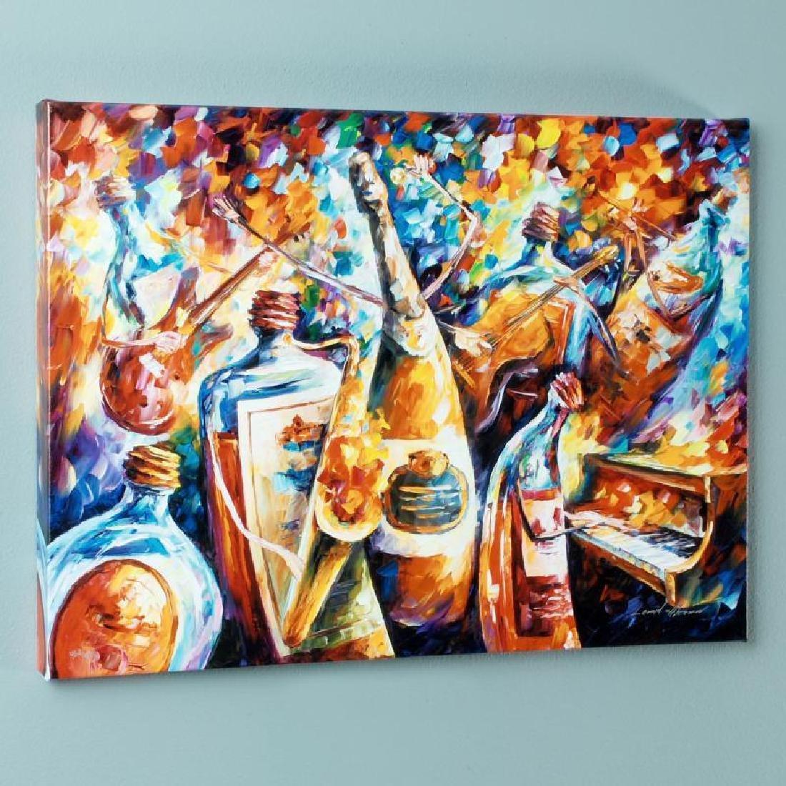 Bottle Jazz IV by Afremov, Leonid - 3