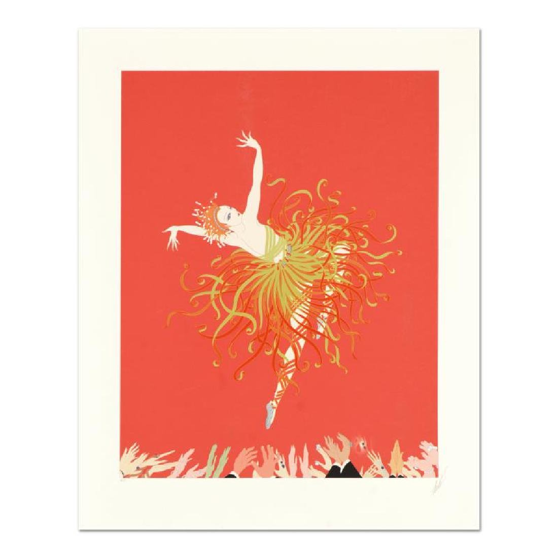 Applause by Erte (1892-1990)