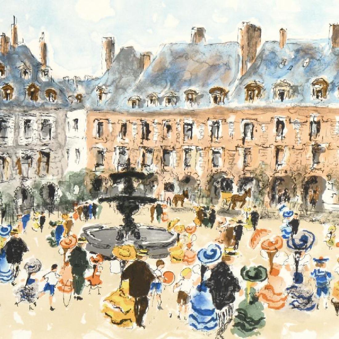 Place des Voyages by Huchet, Urbain - 2