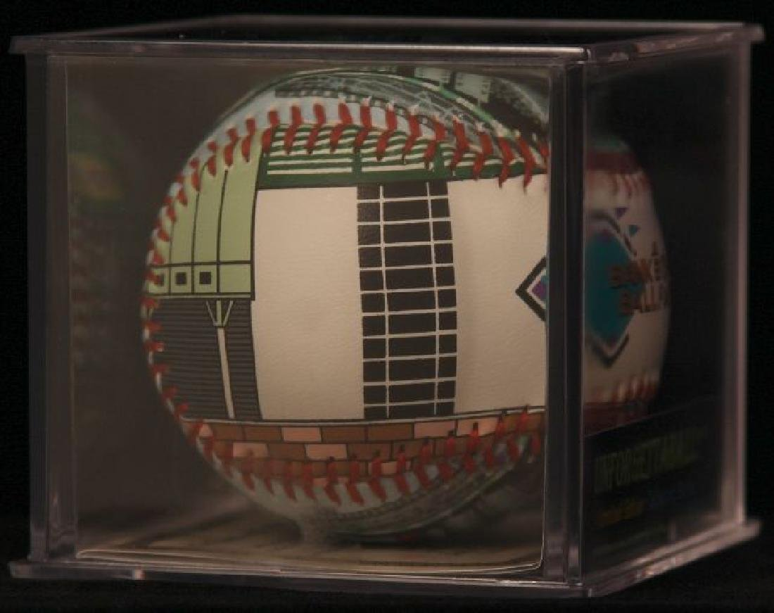 "Unforgettaball! ""Bank One Ballpark"" Collectable - 2"