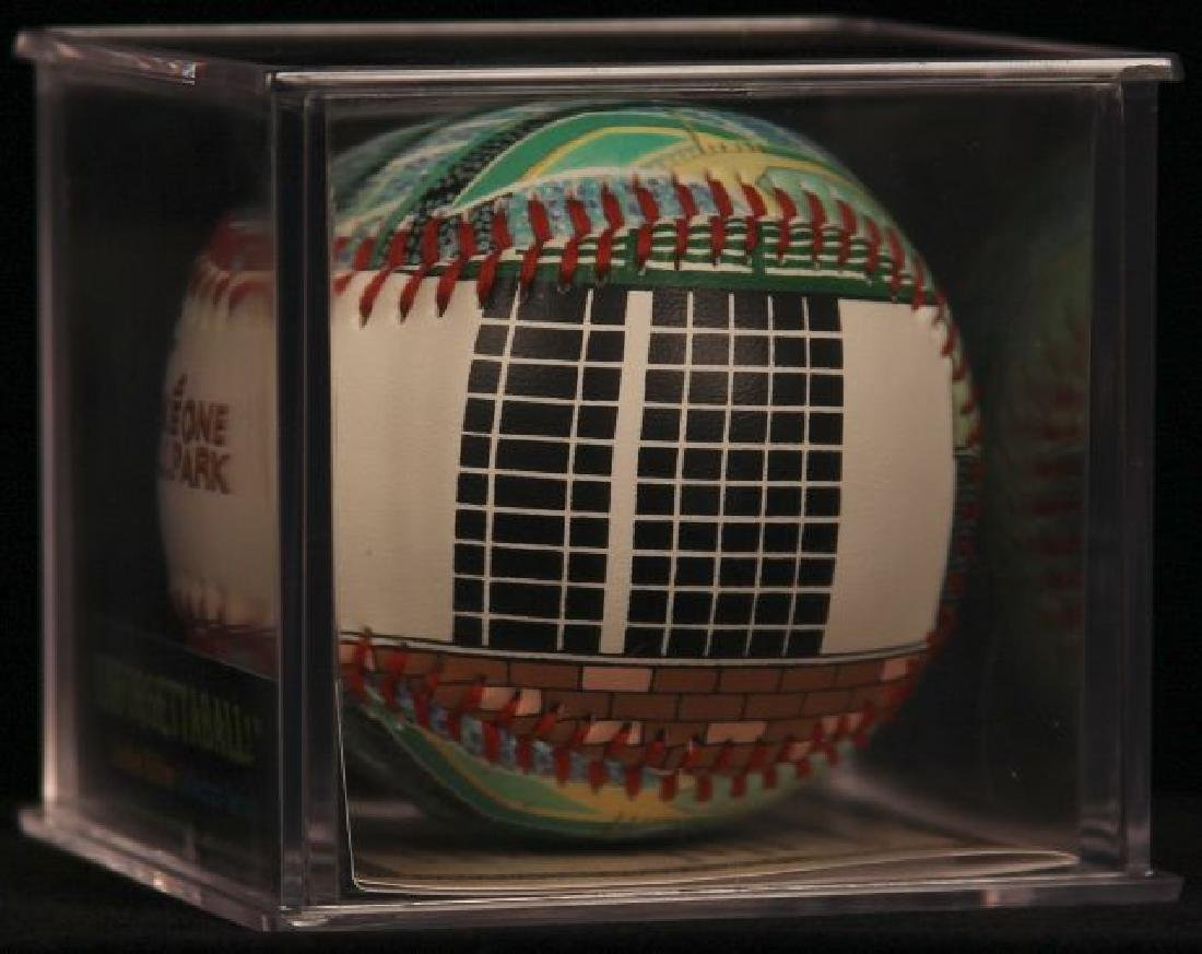 "Unforgettaball! ""Bank One Ballpark"" Collectable - 3"