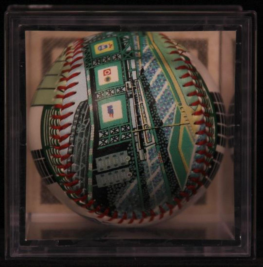 "Unforgettaball! ""Bank One Ballpark"" Collectable - 4"