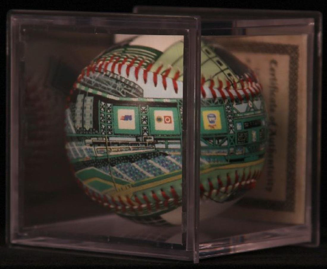"Unforgettaball! ""Bank One Ballpark"" Collectable - 5"