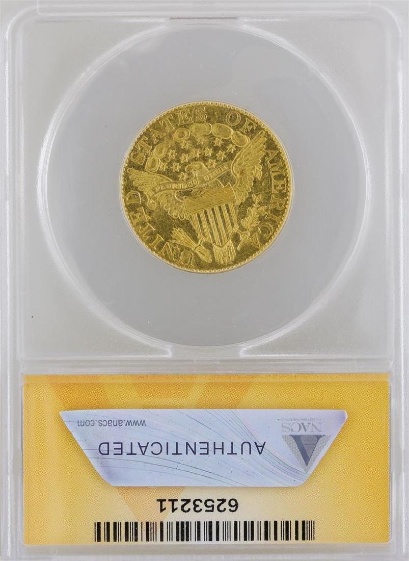 1804 $5 Half Eagle Gold Coin ANACS MS55 - 2
