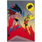 Batman and Robin by Bob Kane (1915-1998)