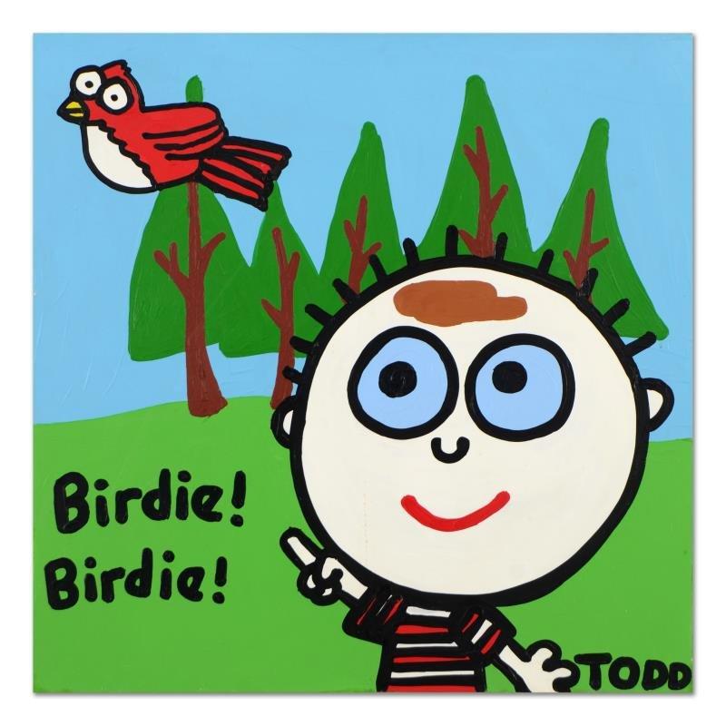 Birdie! by Goldman Original