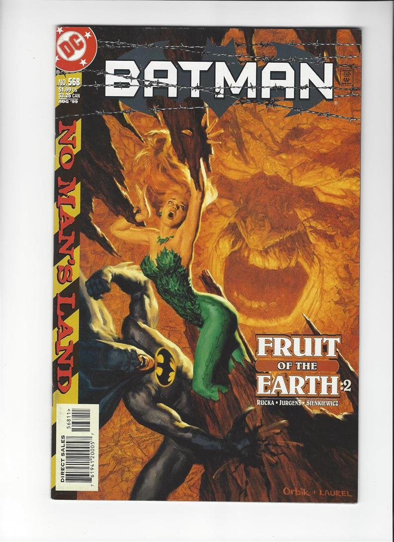 Batman Issue #568 by DC Comics