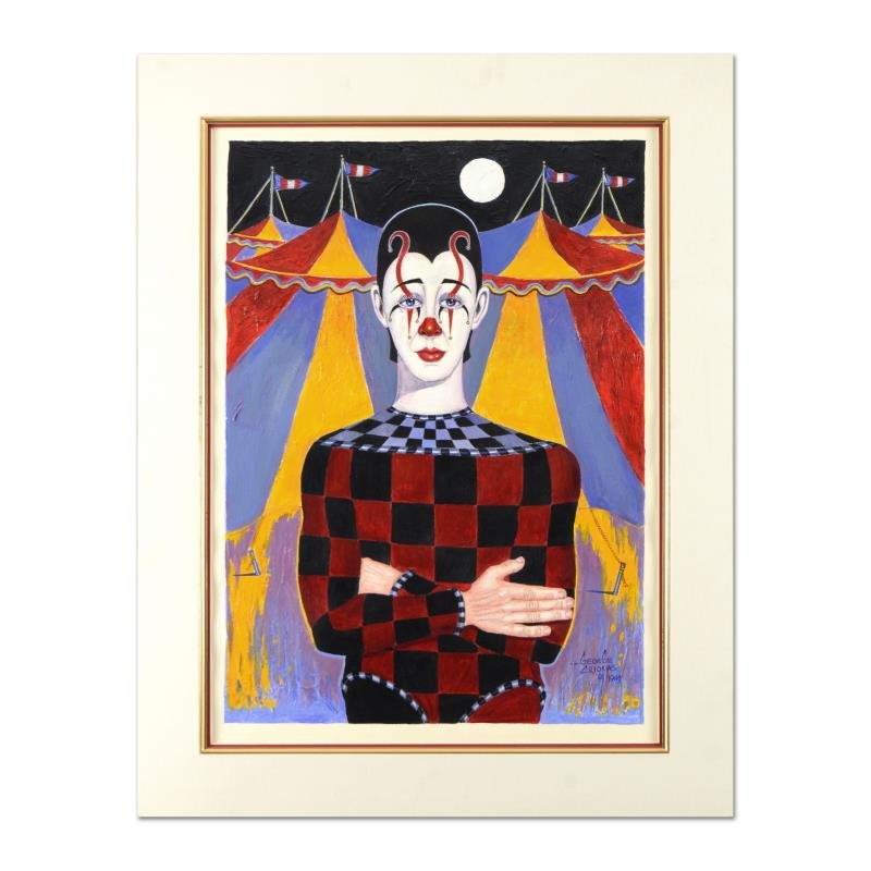 Pierrot by Crionas (1925-2004)