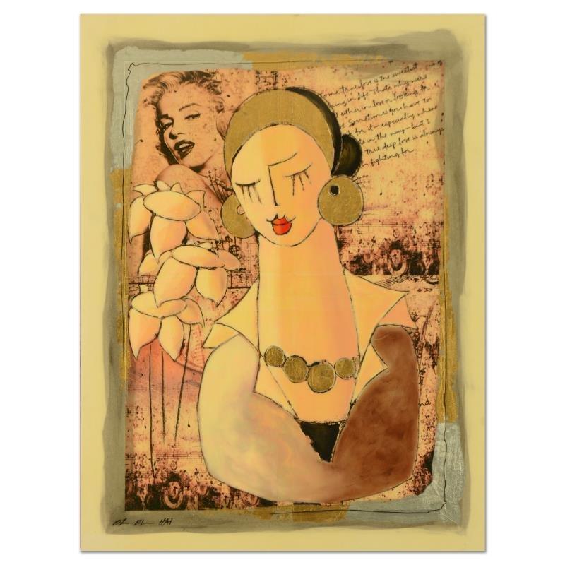 Homage to Marilyn Monroe (v8) by El Hai Original