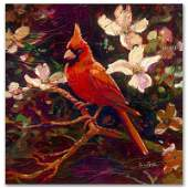 Cardinal by Bull, Simon