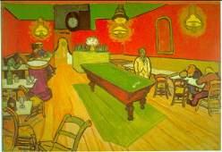 Van Gogh Night Cafe