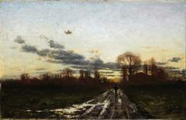 T.C. Steele - Sunrise