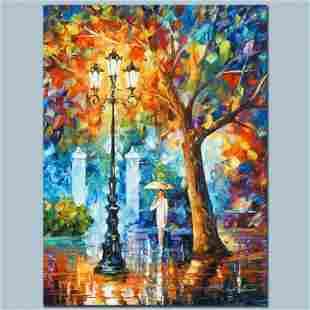 "Leonid Afremov (1955-2019) ""Night Aura"" Limited Edition"