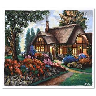"Anatoly Metlan, ""Country House"" Limited Edition"