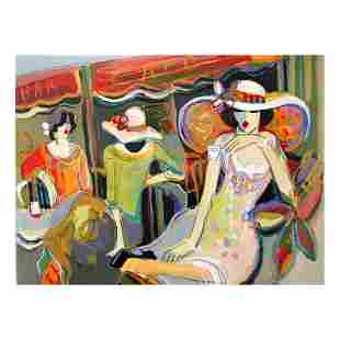 """Isaac Maimon, """"Carrying Your Heart with Me"""" Original"""