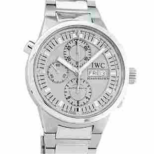 IWC Mens Stainless Steel 43mm GST Rattrapante Split