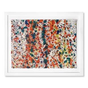 "Wyland, ""Splash 133"" Framed Original Watercolor"