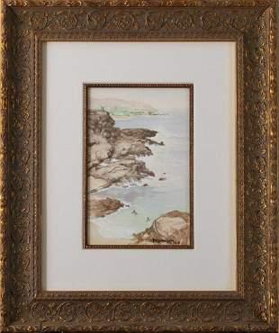 Original Watercolor by Bill Donaldson