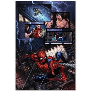 """Marvel Comics """"Ultimatum #1"""" Numbered Limited Edition"""