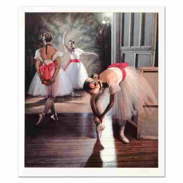 """Douglas Hofmann, """"The Rehearsal"""" Limited Edition"""