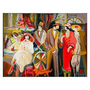 "Isaac Maimon, ""Charming Encounters"" Limited Edition"