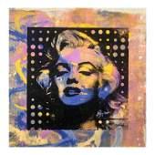 Gail Rodgers Marilyn Monroe Hand Signed Original