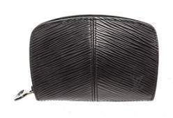 Louis Vuitton Black Portefeuille Zippy Wallet