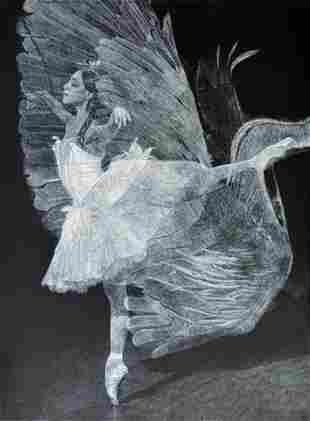 Julio Cesar Delgado  Dance of the Birds 5