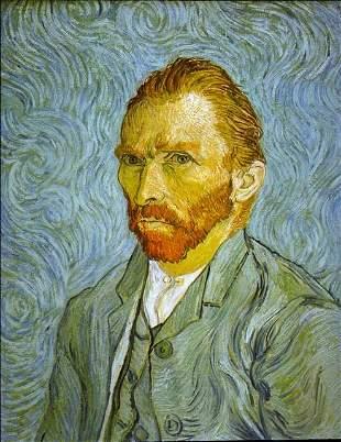 Van Gogh - Self Portrait