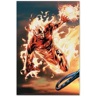 "Marvel Comics ""Ultimate Fantastic Four #54"" Numbered"