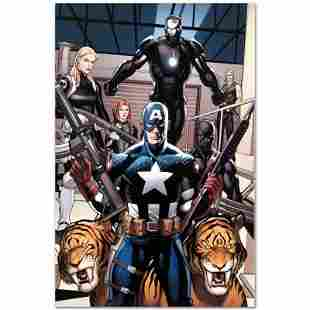 """Marvel Comics """"Ultimate New Ultimates #3"""" Numbered"""