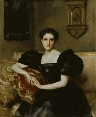 Sargent - Elizabeth Winthrop Chanler
