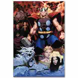 "Marvel Comics ""Thor: Tales of Asgard by Stan Lee and"